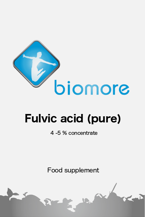 Biomore Fulvic acid concentrate