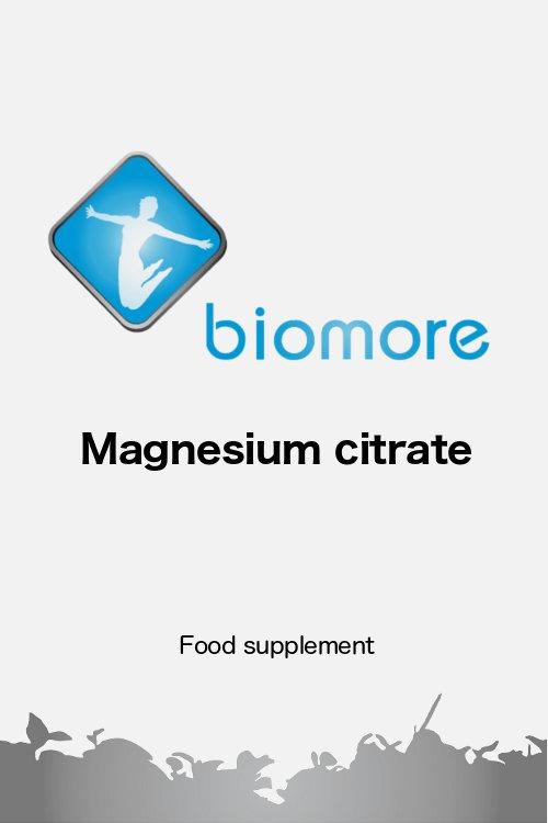 Biomore Magnesium citrate