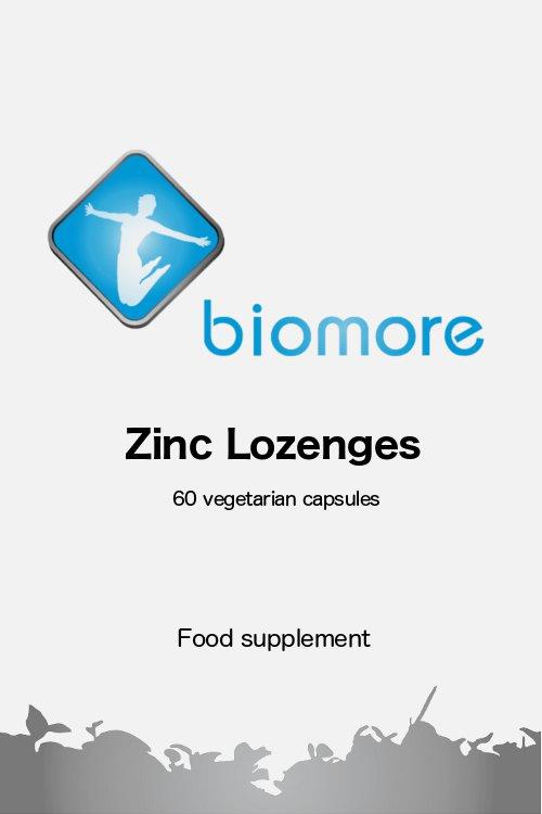 Biomore Zinc lozenges