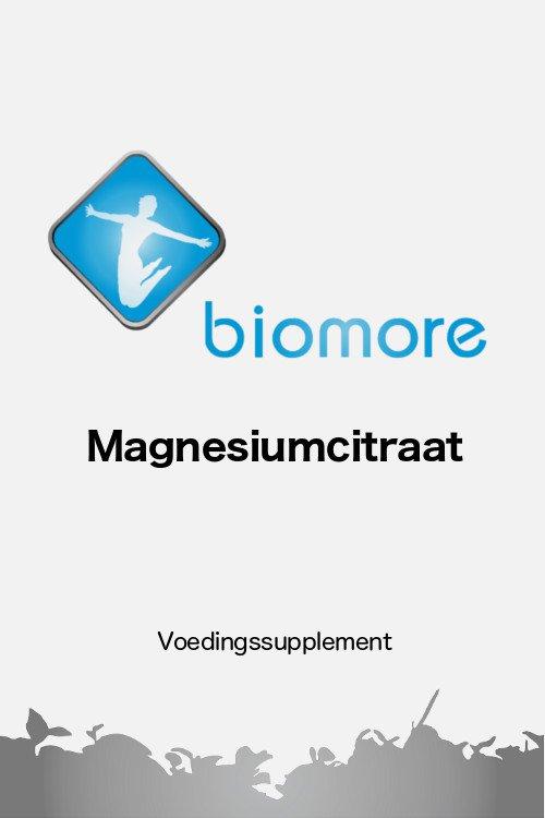 Biomore Magnesiumcitraat
