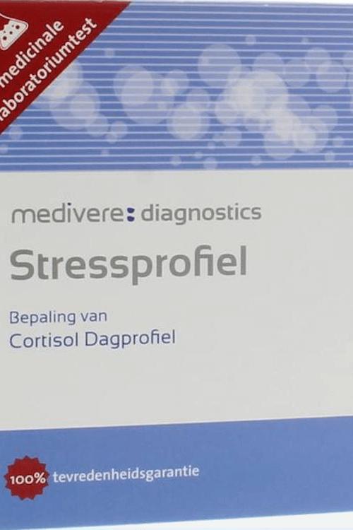 cortisol dagprofiel