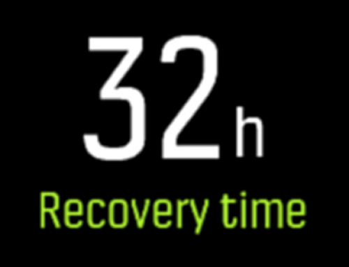 How is the recovery time with an intervention?