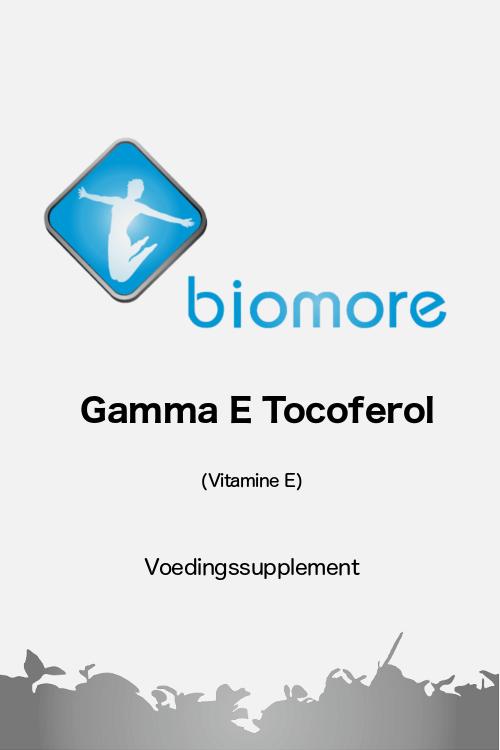 gamma E Tocoferol