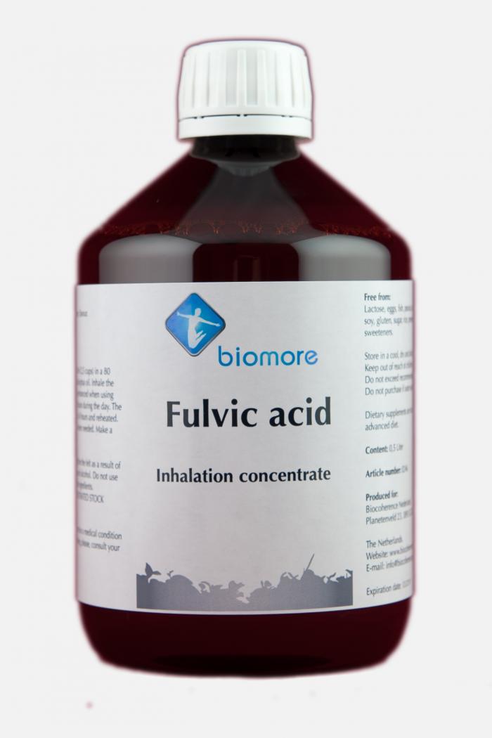 Fulvic acid 0,5L