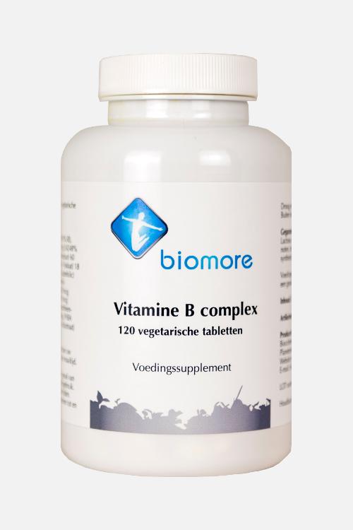 Vitamine B complex 120 tabs